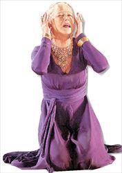 Η Έλεν Μίρεν στη «Φαίδρα» του Ρακίνα, στην Επίδαυρο