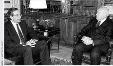 Γιάννης Μανώλης.  Αναλαμβάνει  τη Γραμματεία  Συνδικαλιστικού