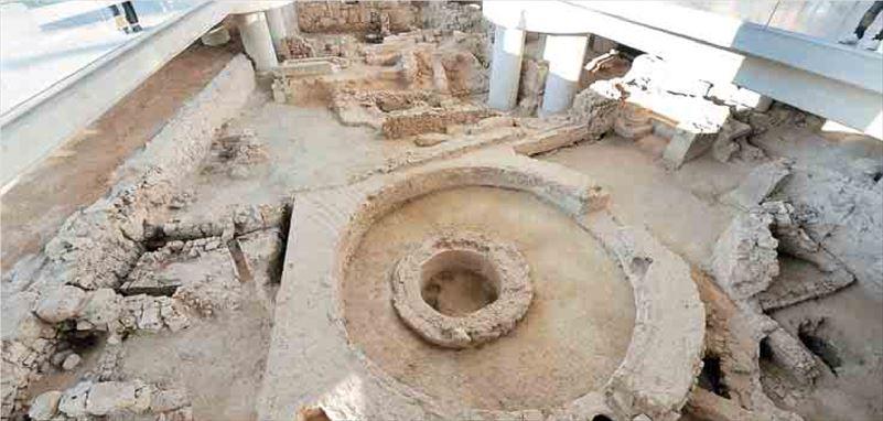 Βουτιά στην αρχαία Αθήνα