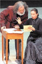 Ελία Σίλτον και Μανταλένα Κρίπα:  «Δαίμονες» του Πέτερ Στάιν