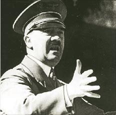 ▅Ο ηγέτης των ναζί είχε  βιολογικούς δεσμούς με τις  «υπάνθρωπες» φυλές που  θέλησε να εξολοθρεύσει