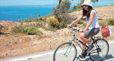 Ποδηλατάδα  όλες τις ώρες  για την  31χρονη Ελλη  Αναγνώστου