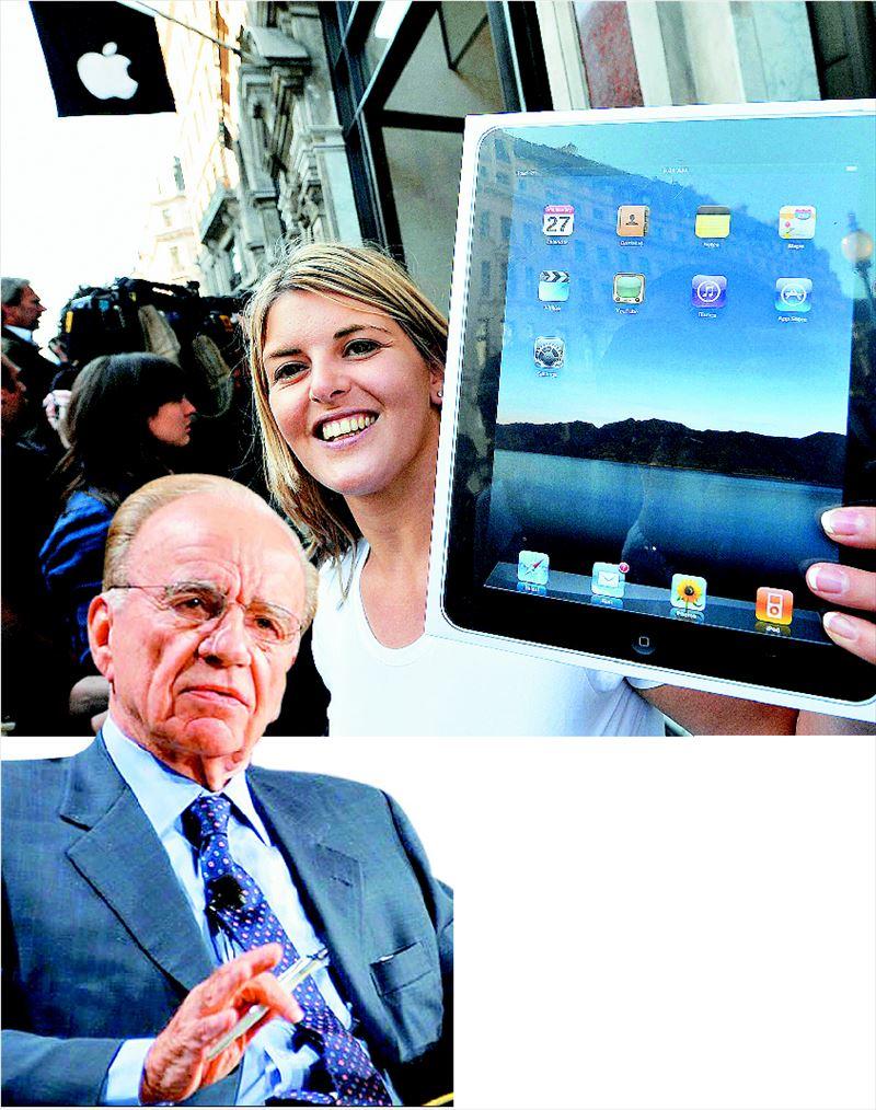 Μέρντοχ | iPad