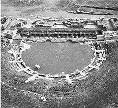 Από τις στάχτες του θα αναγεννηθεί ένα από τα µεγαλύτερα θέατρα του αρχαίου ελληνικού κόσµου, εκείνο της αρχαίας Μεσσήνης