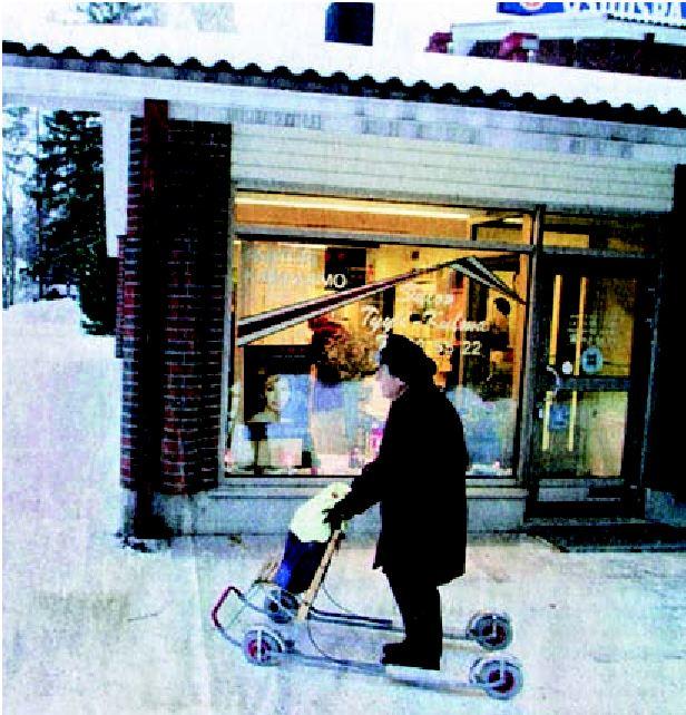 Η ζωή στο µικρό φινλανδικό χωριό Pukkila άλλαξε ριζικά όταν η τιµή των µετοχών της Nokia, τις οποίες κληροδότησε ένας από τους µετόχους της σε 25 οικοτρόφους του γηροκοµείου, εκτινάχθηκε στα ύψη!