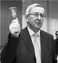 Ζαν - Κλοντ Γιούνκερ. Ο πρόεδρος του Eurogroup χτύπησε καµπανάκι για το ελληνικό χρέος και  ζήτησε από την κυβέρνηση να προχωρήσει στην πώληση περιουσιακών στοιχείων του ∆ηµοσίου