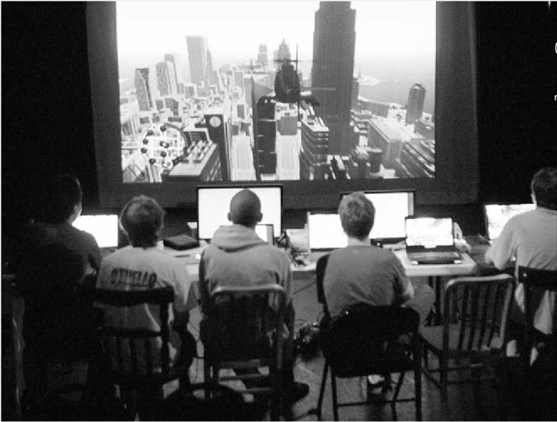 Εφηβοι καθηλωµένοι στις οθόνες τους (φωτογραφία αρχείου). Επικίνδυνη αύξηση των κρουσµάτων εθισµού στα διαδικτυακά παιχνίδια διαπιστώνουν οι ειδικοί