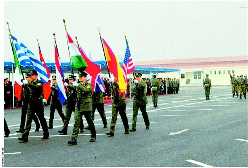Με σκοπιανό διοικητή στον Τύρναβο η Βαλκανική Ταξιαρχία